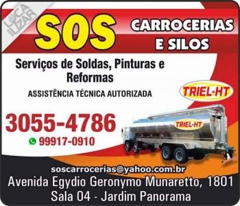 SOS CARROCERIAS / SILOS