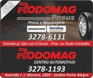 RODOMAG RECAPADORA DE PNEUS