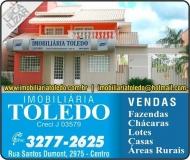 TOLEDO IMOBILIÁRIA / CORRETORA DE IMÓVEIS