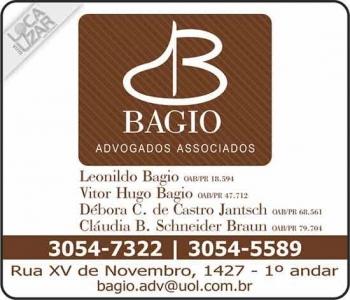 BAGIO ADVOCACIA ADVOGADOS ASSOCIADOS