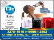 Cartão: TOP LIFE PURIFICADORES E FILTROS DE ÁGUA