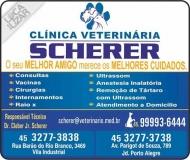 SCHERER CLÍNICA VETERINÁRIA
