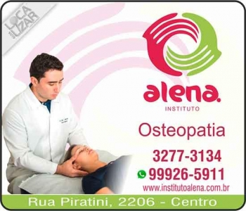 ALENA INSTITUTO / CLÍNICA DE TERAPIAS ALTERNATIVAS / OSTEOPATIA