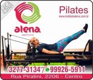 STUDIO DE PILATES ANA FLAVIA ZIMMER / FISIOTERAPEUTA / ALENA INSTITUTO TERAPIAS