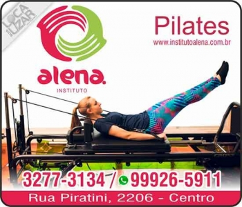 ALENA INSTITUTO / CLÍNICA DE TERAPIAS ALTERNATIVAS / PILATES