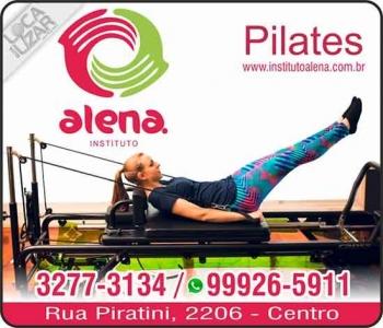 ALENA INSTITUTO / CLÍNICA DE TERAPIAS ALTERNATIVAS / PILATES