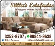STILLUS ESTOFADOS / ESTOFARIA