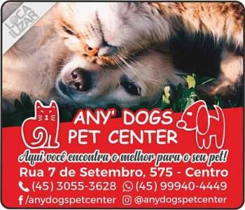 ANY' DOGS PET CENTER PET SHOP