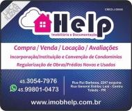 HELP IMOBILIÁRIA RAFAEL DOUGLAS / CORRETOR DE IMÓVEIS