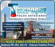 TOLEPOÇOS POÇOS ARTESIANOS / BOMBAS SUBMERSAS