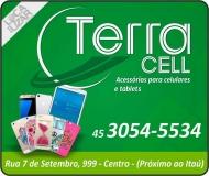 TERRA CELL ACESSÓRIOS PARA CELULARES E TABLETS