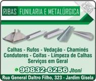RIBAS FUNILARIA E METALÚRGICA