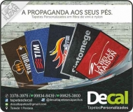 DECAL TAPETES PERSONALIZADOS