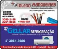 TOLEDO MANGUEIRAS / GELLAR REFRIGERAÇÃO