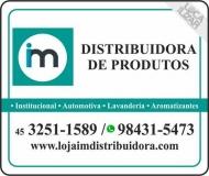 IM DISTRIBUIDORA DE AROMATIZANTES E PRODUTOS DE LIMPEZA