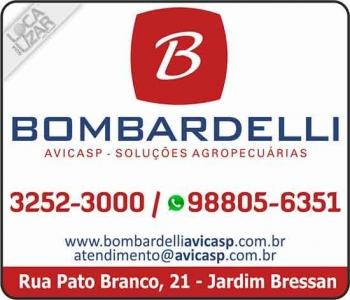 BOMBARDELLI AVICASP SOLUÇÕES AGROPECUÁRIA / CORTINAS PARA AVIÁRIOS