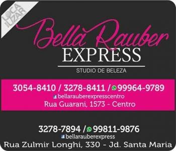BELLA RAUBER EXPRESS STUDIO DE BELEZA SALÃO