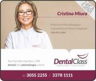 CIRURGIÃO DENTISTA CRISTINA MIURA / PERIODONTISTA / DENTAL CLASS