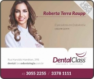 CIRURGIÃO DENTISTA ROBERTA TERRA RAUPP / ENDODONTISTA / DENTAL CLASS
