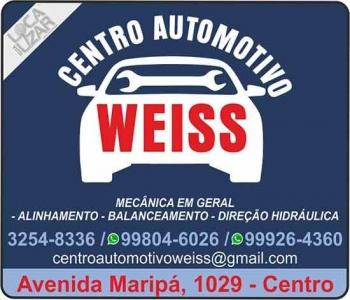WEISS MECÂNICA E CENTRO AUTOMOTIVO