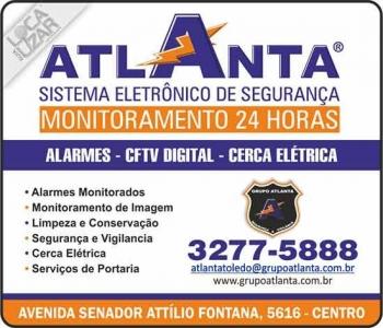 ATLANTA ALARMES MONITORAMENTO E SEGURANÇA