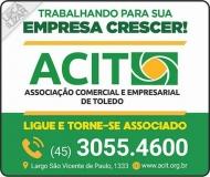 ACIT ASSOCIAÇÃO COMERCIAL E EMPRESARIAL DE TOLEDO