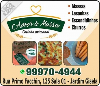 AMOR À MASSA DELIVERY