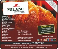 MILANO RESTAURANTE / CHURRASCARIA