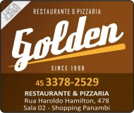 GOLDEN RESTAURANTE / PIZZARIA