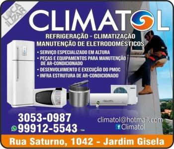 CLIMATOL REFRIGERAÇÃO E CLIMATIZAÇÃO