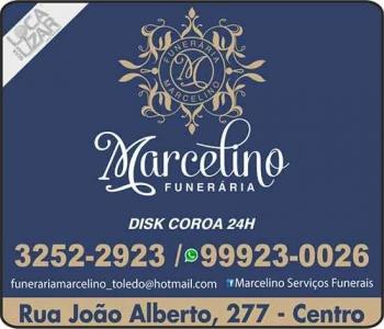 MARCELINO FUNERÁRIA SERVIÇOS FÚNEBRES / RECONSTITUIÇÃO DE CORPO E FACE