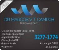 MARCOS VINICIUS TAMURA CAMPOS Dr. CIRURGIÃO DENTISTA CLÍNICA ODONTOLÓGICA