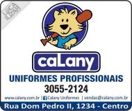 CALANY UNIFORMES