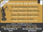 Cartão: SÉRGIO ADRIANO MARTINS MARTIN ADVOCACIA