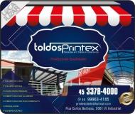 PRINTEX TOLDOS E COMUNICAÇÃO VISUAL