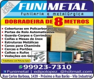 FUNIMETAL FUNILARIA E METALÚRGICA
