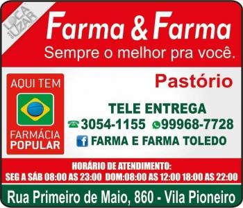 FARMA & FARMA / FARMÁCIA
