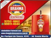 Cartão: CHOPP BRAHMA EXPRESS DISTRIBUIDORA DE CHOPP