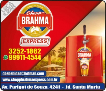 CHOPP BRAHMA EXPRESS DISTRIBUIDORA DE CHOPP