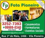 FOTO PIONEIRO FOTOGRAFIA