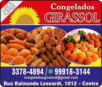 GIRASSOL SALGADOS CONGELADOS