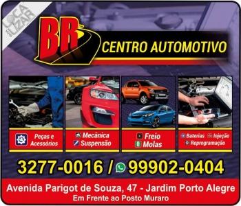 BR CENTRO AUTOMOTIVO MECÂNICA E AUTOELÉTRICA BATERIAS
