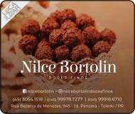 NILCE BORTOLIN DOCES FINOS