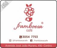FRAMBOESA CAFÉ DOCERIA E CAFETERIA