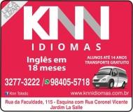 KNN IDIOMAS ESCOLA DE IDIOMAS