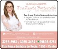 CLÍNICA DE DERMATOLOGIA ANGELA C BORTONCELLO JARABIZA DRA. DERMATOLOGISTA