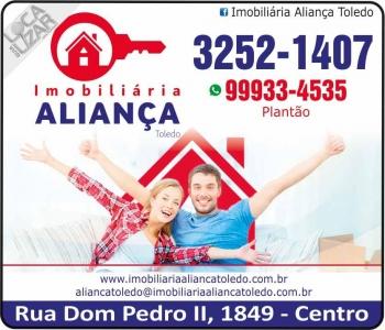 ALIANÇA TOLEDO IMOBILIÁRIA E CORRETORA DE IMÓVEIS