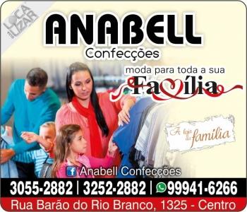 ANABELL CONFECÇÕES LOJA