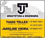 TJ ARQUITETURA E ENGENHARIA