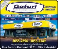 GAFURI MATERIAIS DE CONSTRUÇÃO / ACABAMENTOS